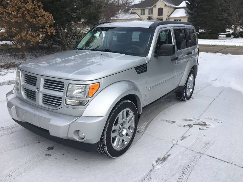 2011 Dodge Nitro for sale at Payless Auto Sales LLC in Cleveland OH