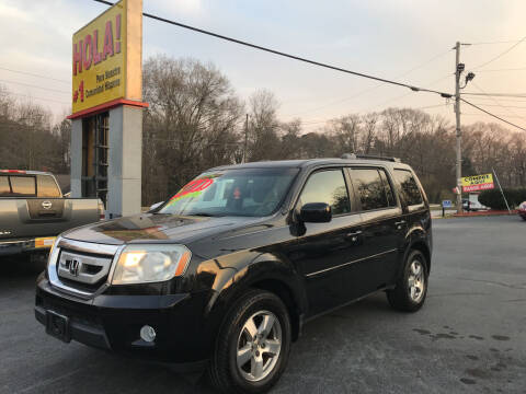 2011 Honda Pilot for sale at No Full Coverage Auto Sales in Austell GA