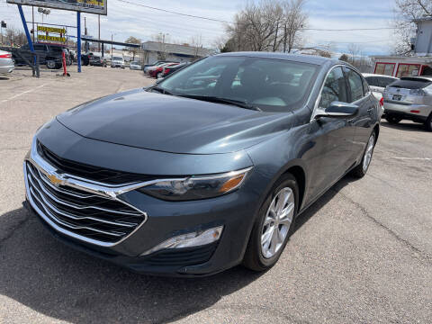 2020 Chevrolet Malibu for sale at Mister Auto in Lakewood CO