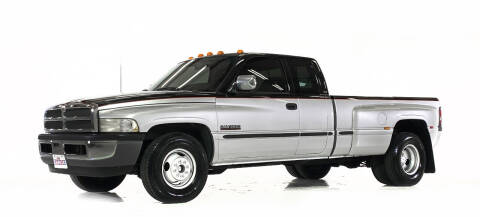 1998 Dodge Ram Pickup 3500 for sale at Houston Auto Credit in Houston TX