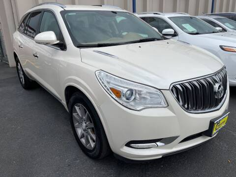 2014 Buick Enclave for sale at New Wave Auto Brokers & Sales in Denver CO