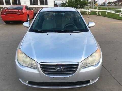2009 Hyundai Elantra for sale at Zoom Auto Sales in Oklahoma City OK