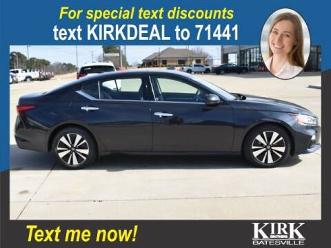 2019 Nissan Altima for sale at Kirk Brothers Batesville in Batesville MS