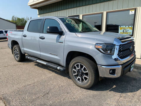 2020 Toyota Tundra for sale at Murphy Motors Next To New Minot in Minot ND