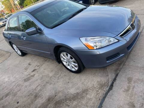 2007 Honda Accord for sale at Whites Auto Sales in Portsmouth VA