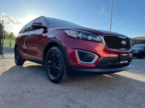 2016 Kia Sorento for sale at Boktor Motors in Las Vegas NV
