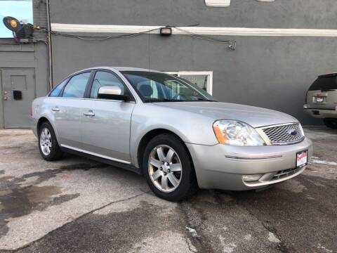 2007 Ford Five Hundred for sale at ROYAL AUTO SALES INC in Omaha NE