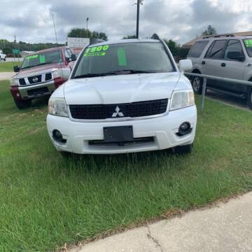 2011 Mitsubishi Endeavor for sale at Carolina Auto Sales in Lugoff SC