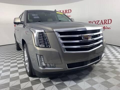 2017 Cadillac Escalade ESV for sale at BOZARD FORD in Saint Augustine FL