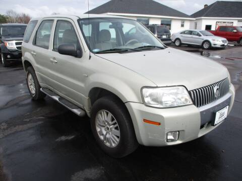 2005 Mercury Mariner for sale at KAISER AUTO SALES in Spencer WI