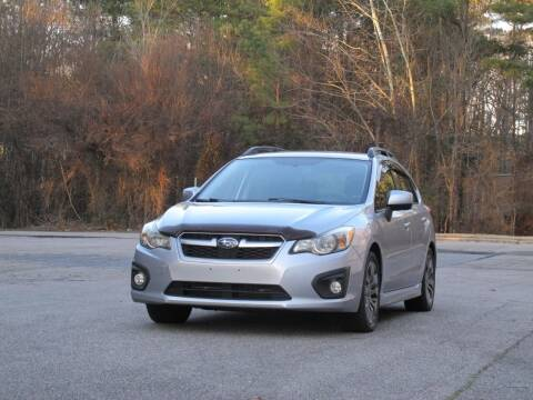 2012 Subaru Impreza for sale at Best Import Auto Sales Inc. in Raleigh NC