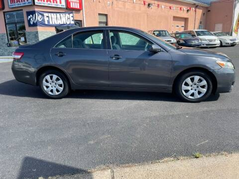 2010 Toyota Camry for sale at Broadway Auto Services in New Britain CT