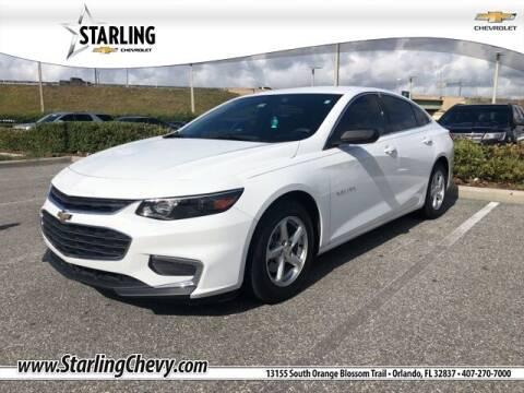 2017 Chevrolet Malibu for sale at Pedro @ Starling Chevrolet in Orlando FL