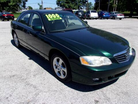 2001 Mazda Millenia for sale at Car Credit Auto Sales in Terre Haute IN