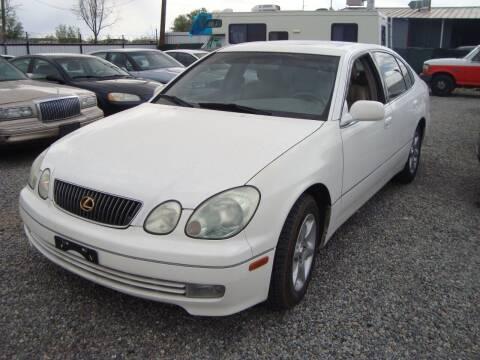 2002 Lexus GS 300 for sale at One Community Auto LLC in Albuquerque NM