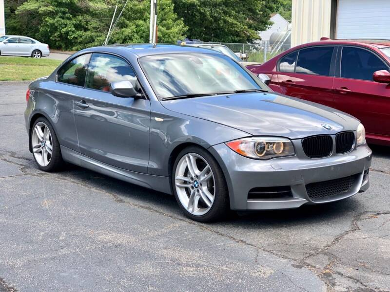 2013 BMW 1 Series for sale at York Motors in Canton CT