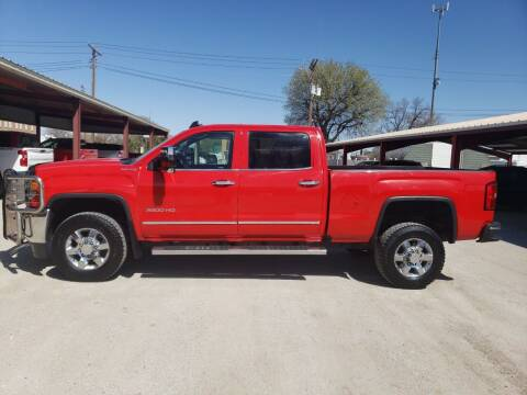 2019 GMC Sierra 3500HD for sale at Faw Motor Co in Cambridge NE