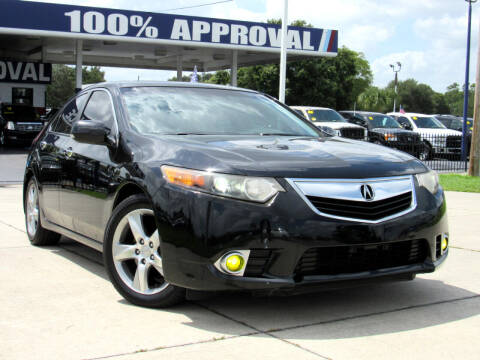 2013 Acura TSX for sale at Orlando Auto Connect in Orlando FL