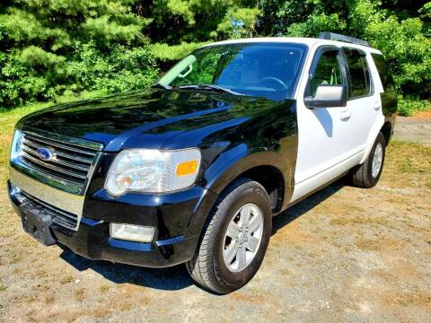 2008 Ford Explorer for sale at The Car Store in Milford MA