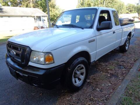 2009 Ford Ranger for sale at Liberty Motors in Chesapeake VA