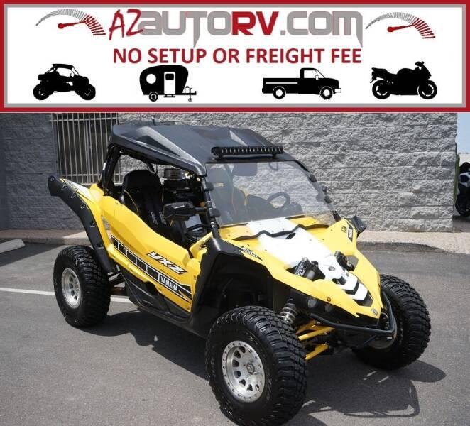 2016 Yamaha YXZ1000R EPS for sale at AZautorv.com in Mesa AZ