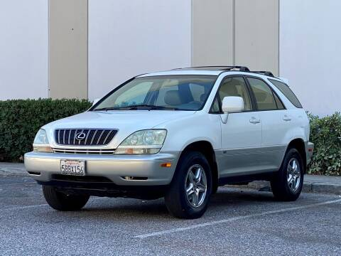 2003 Lexus RX 300 for sale at Carfornia in San Jose CA