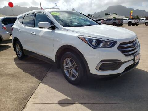 2018 Hyundai Santa Fe Sport for sale at Ohana Motors in Lihue HI