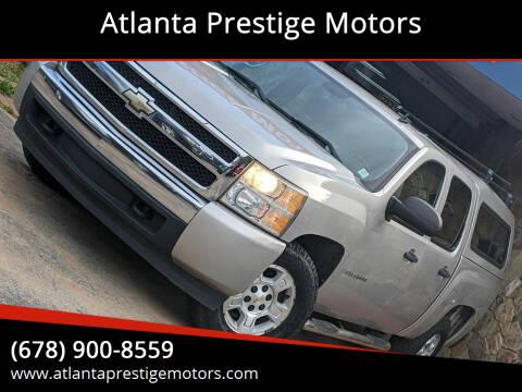 2008 Chevrolet Silverado 1500 for sale at Atlanta Prestige Motors in Decatur GA