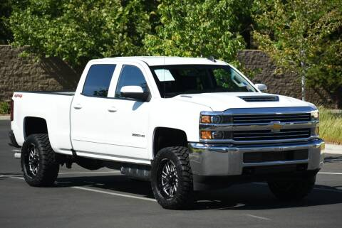 2018 Chevrolet Silverado 2500HD for sale at Sac Truck Depot in Sacramento CA