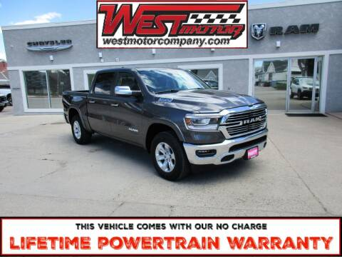 2021 RAM Ram Pickup 1500 for sale at West Motor Company in Hyde Park UT