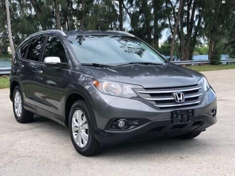 2014 Honda CR-V for sale at CAR UZD in Miami FL