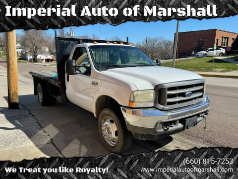 2002 Ford F-450 Super Duty for sale at Imperial Auto of Marshall - Imperial Auto Of Slater in Slater MO