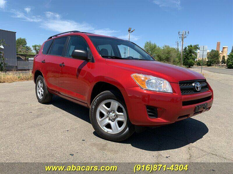 2012 Toyota RAV4 for sale at About New Auto Sales in Lincoln CA