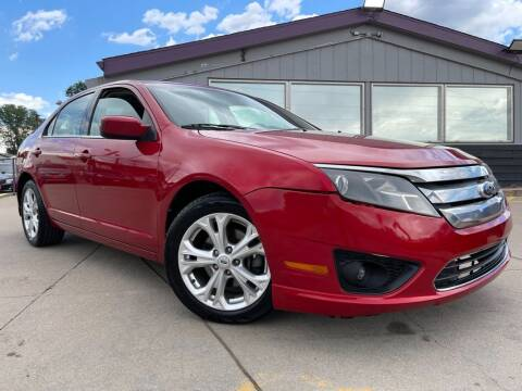 2012 Ford Fusion for sale at Colorado Motorcars in Denver CO