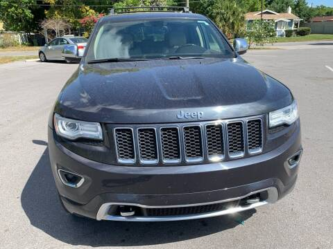 2015 Jeep Grand Cherokee for sale at Consumer Auto Credit in Tampa FL