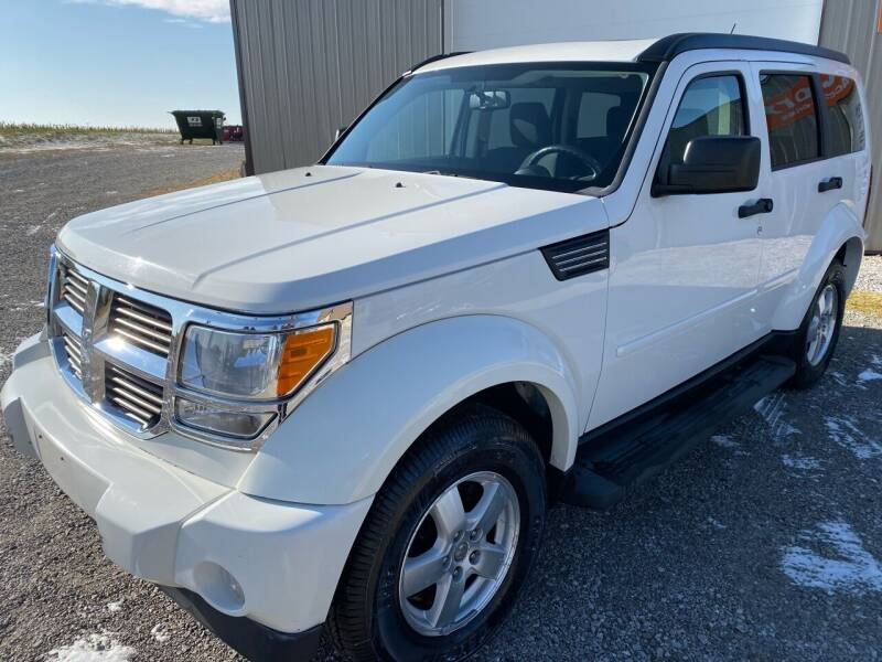 2007 Dodge Nitro for sale at AutoWorx Sales in Columbia City IN