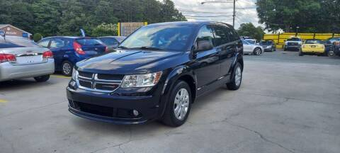 2015 Dodge Journey for sale at DADA AUTO INC in Monroe NC