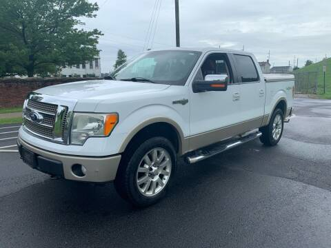 2009 Ford F-150 for sale at Eddie's Auto Sales in Jeffersonville IN