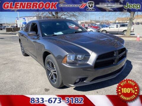 2014 Dodge Charger for sale at Glenbrook Dodge Chrysler Jeep Ram and Fiat in Fort Wayne IN