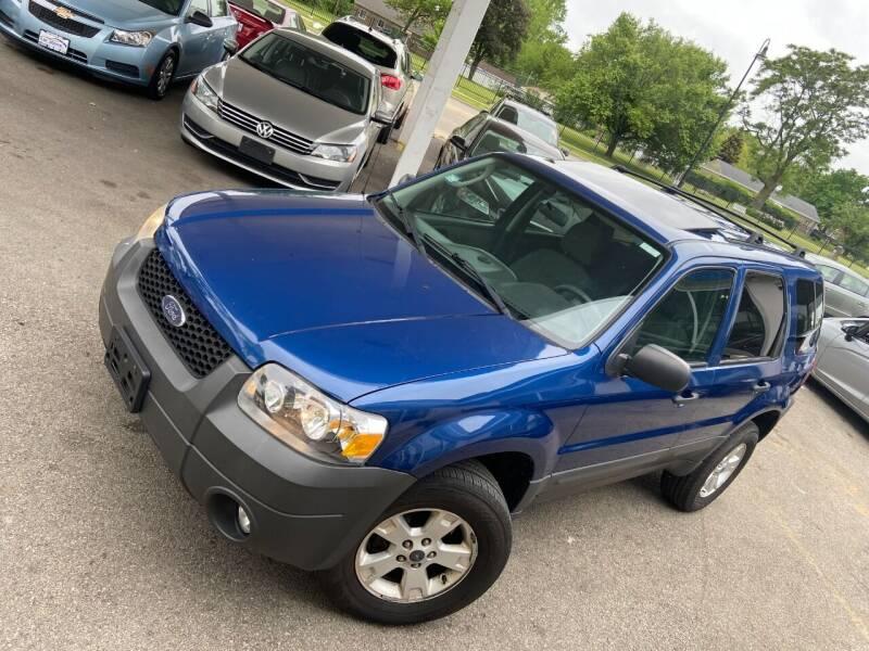 2007 Ford Escape for sale at Car Stone LLC in Berkeley IL