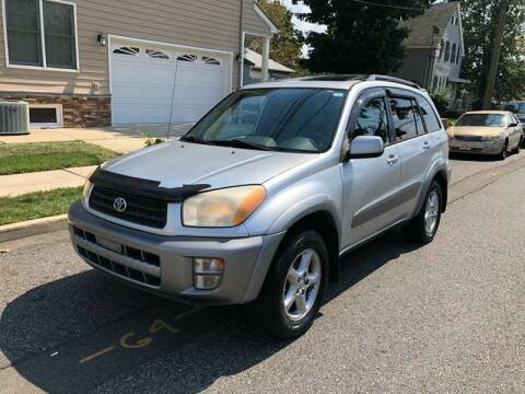2001 Toyota RAV4 for sale at Jordan Auto Group in Paterson NJ