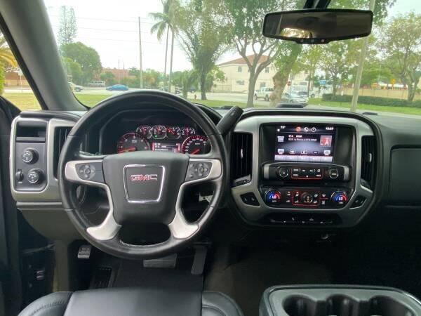 2015 GMC Sierra 1500 4x4 SLE 4dr Double Cab 6.5 ft. SB - Fort Lauderdale FL