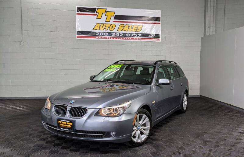 2010 BMW 5 Series for sale at TT Auto Sales LLC. in Boise ID