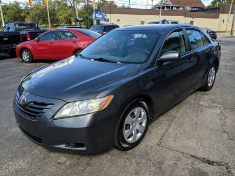 2009 Toyota Camry for sale at Richland Motors in Cleveland OH