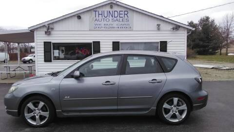 2005 Mazda MAZDA3 for sale at Thunder Auto Sales in Springfield IL