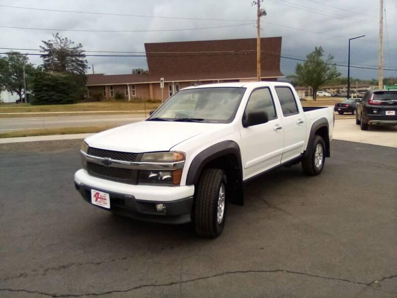 2009 Chevrolet Colorado for sale at Four Guys Auto in Cedar Rapids IA