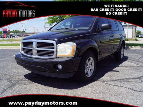 2005 Dodge Durango for sale at Payday Motors in Wichita And Topeka KS