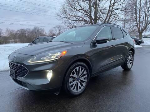 2020 Ford Escape Hybrid for sale at VK Auto Imports in Wheeling IL