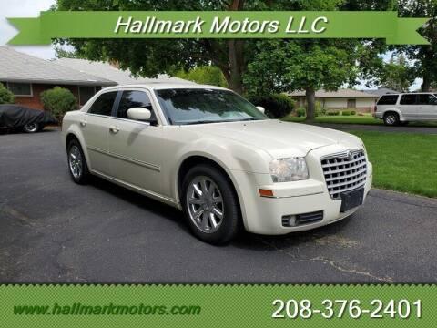 2007 Chrysler 300 for sale at HALLMARK MOTORS LLC in Boise ID