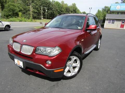 2010 BMW X3 for sale at Guarantee Automaxx in Stafford VA